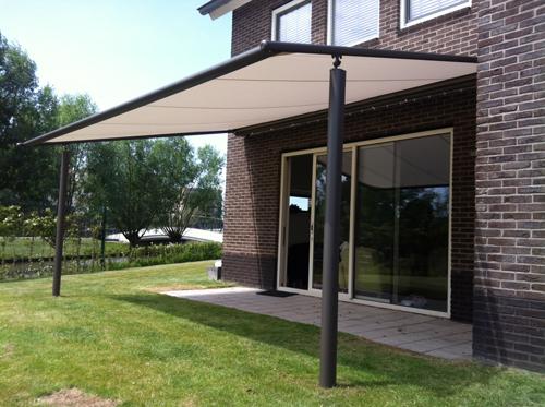 weinor plaza home zonwering 39 s gravenzande textieldak. Black Bedroom Furniture Sets. Home Design Ideas