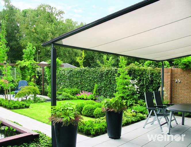 terraszonwering bij voorberg zonwering buitenleven. Black Bedroom Furniture Sets. Home Design Ideas